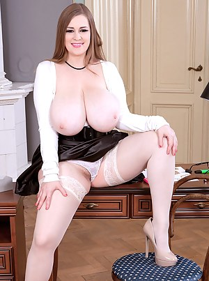 Big Tits Upskirt Porn Pictures