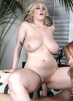 Big Tits Threesome Porn Pictures